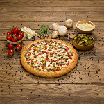 Ayların Sultanına Pizzaların Sezarı