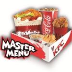 KFC'nin Yeni Menüsü Yine Herkesi Uçuracak