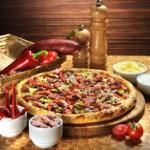 Pizzabulls'tan En Baba Menü