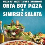Pizza Hut Formunuzu Korumaya da Yardımcı