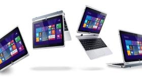 4 Farklı Moduyla Yeni Acer Aspire Switch 10 Dizüstü Bilgisayar Türkiye'de!