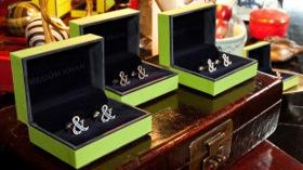Assouline'e Özel Kol Düğmesi Koleksiyonu