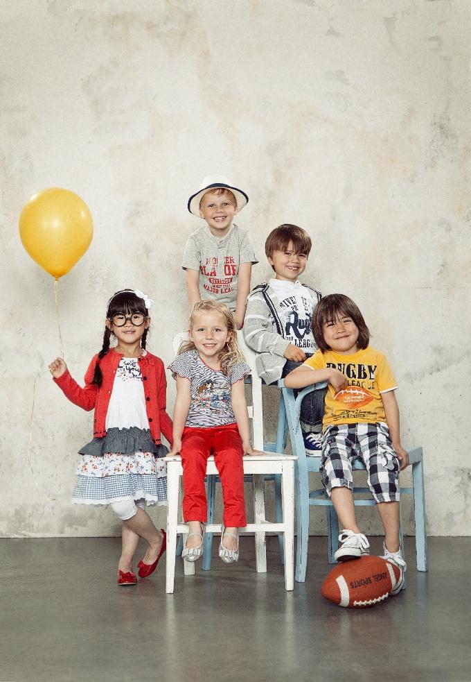 Çocuklar İçin Şık Bayramlıklarda Etiketin Yarısı İndirim Fırsatı