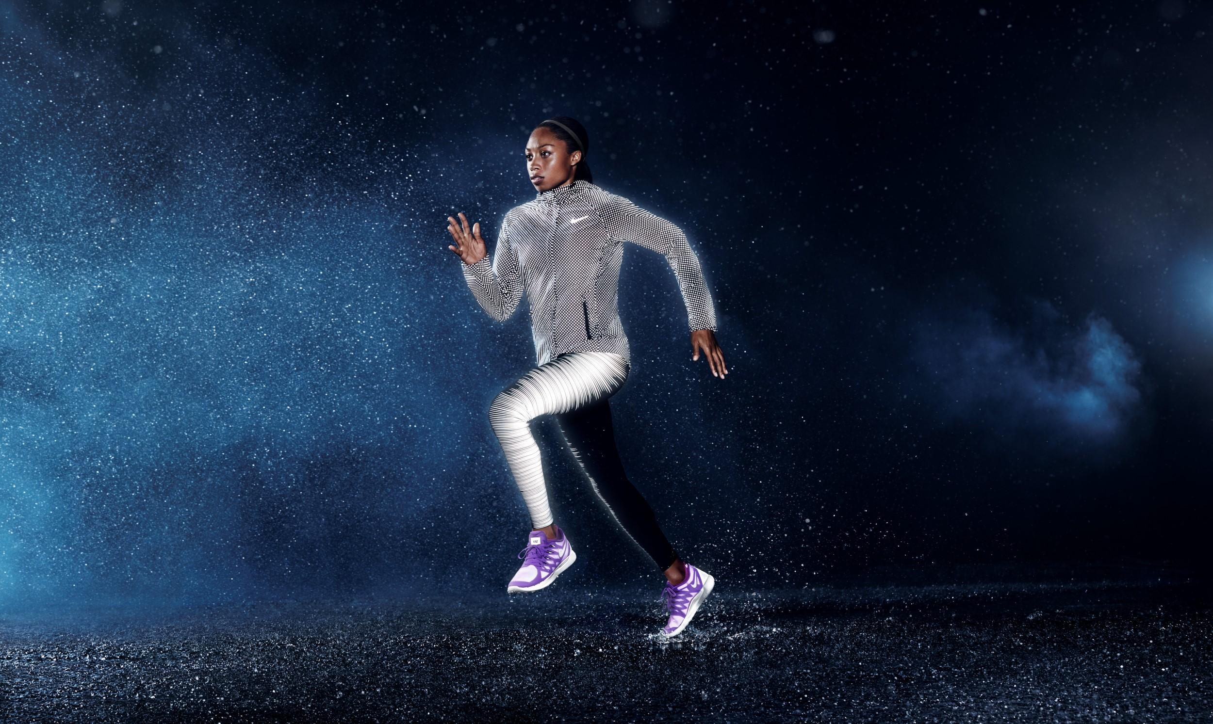 Koşmayı sevenler için Nike