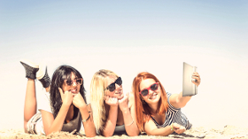 Lenovo Yoga İle Plajda Tablet Keyfi
