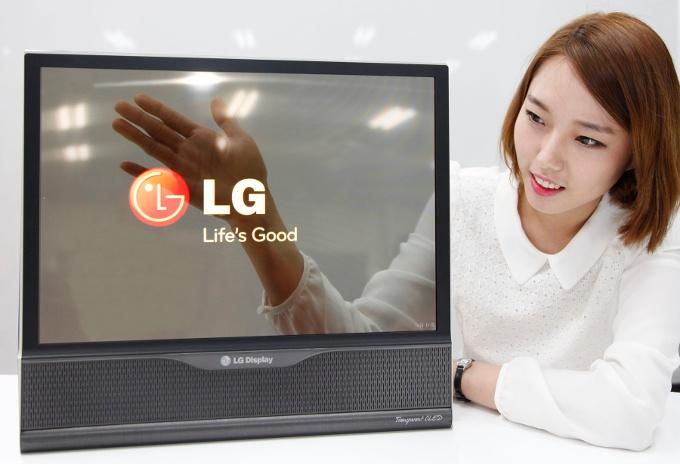 LG Display, Saydam Ve Kıvrılabilen Ekran Teknolojisinde Çığır Açıyor