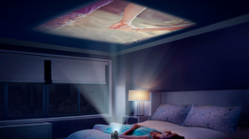LG Mini Beam Projektör İle Sinema Keyfi Her Yerde