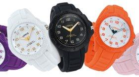 Lorus'tan Yaz İçin Renkli, Neşeli Saatler!