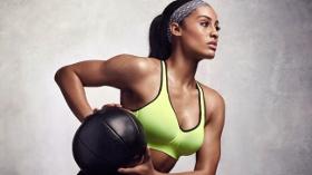 "Mükemmel Uyum Ve Destek: ""Nike Pro Bra Collection"""