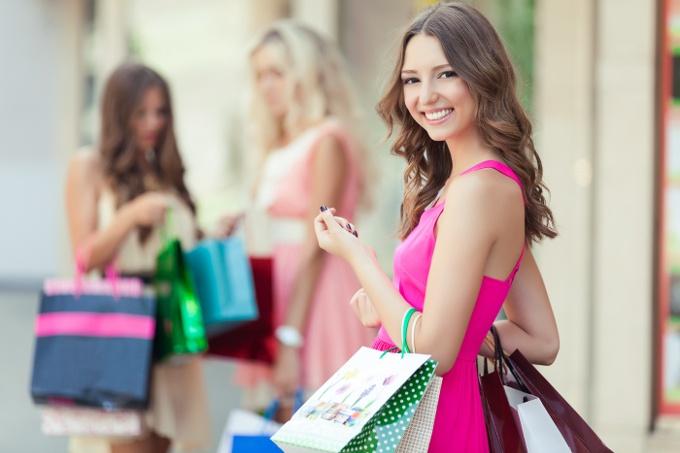 Alışveriş Tam Bir Şenlik!