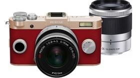 Pentax Ricoh Q-S1 Aynasız Fotoğraf Makinesi