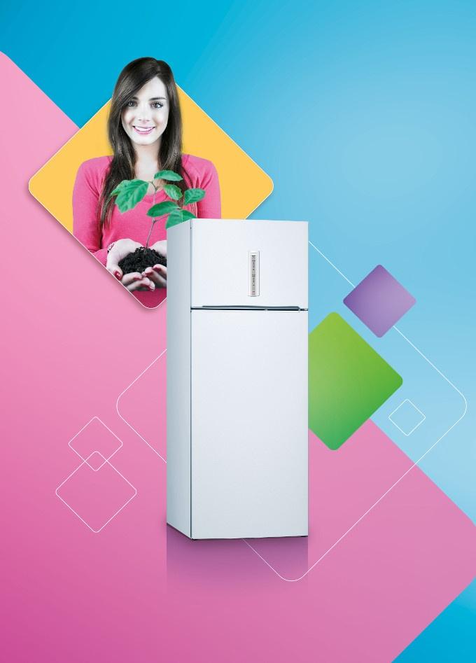 Profilo'dan Ulaşılabilir Lüks Buzdolabı