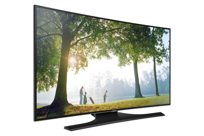 Samsung'un Yeni Kavisli Televizyonu Curved Full Hd Tv Türkiye'de