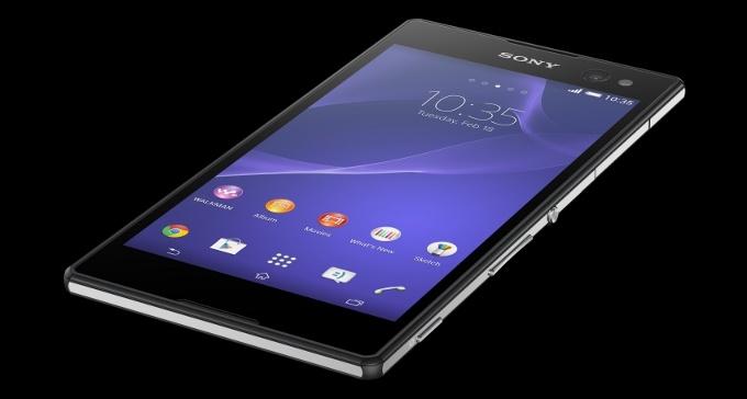 En İyi Selfie'ler için Sony Xperia C3 Türkiye'de!