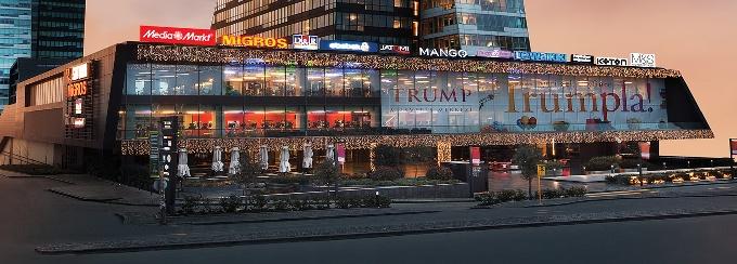 Trump Alışveriş Merkezi'nden Bayrama Özel 'Ekstra Yüzde 20 İndirim'