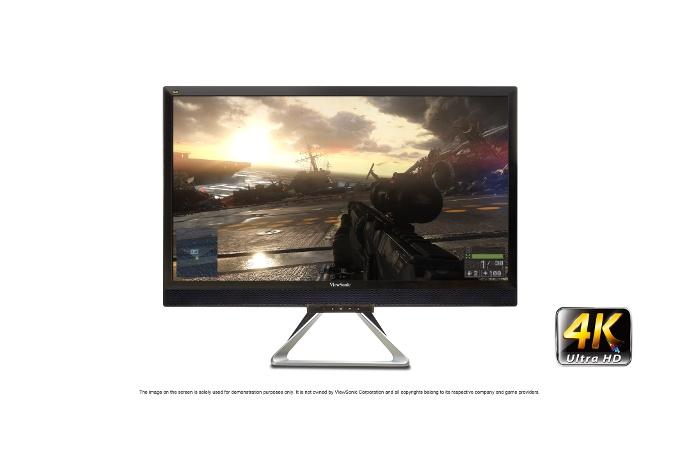 Viewsonic İle 28 İnçte Ultra HD Çözünürlük