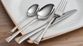 Yemek Takımı Alan Herkese 89 Parça Çatal Bıçak Seti Hediye