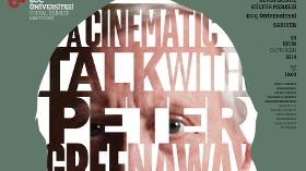 Ünlü Yönetmen ve Ressam Peter Greenaway Koç Üniversitesi'nde