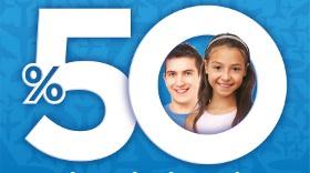 Anadolujet'in Yüzde 50 İndirimiyle Uçmayan Çocuk, Genç, Yaşlı Kimse Kalmayacak!