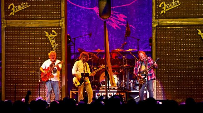 Neil Young Büyük Konser Öncesinde Konser Filmi ve Partisiyle İstanbul Film Festivali'nde