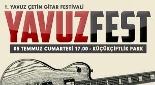 1. Yavuz Çetin Gitar Festivali
