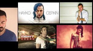 4 Konser Kombine:Aydilge & Mert Hakan, Adem Gümüşkaya,Sefarad,Hayko Cepkin