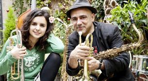 Andrea Motis ve Joan Chamorro Quintet