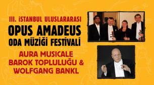 Aura Musicale Barok Topluluğu - Wolfgang Bankl