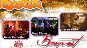 Beyrut Performance Yeni Yıl Partisi