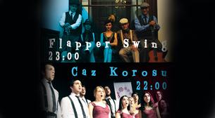 Caz Korosu ve Flapper Swing