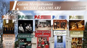 Galata Mevlevihanesi Musiki Akşamları Kombine