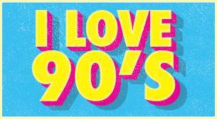 I Love 90's - ERTELENDİ