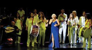 Kardeş Türküler Sahnesi'nde Sezen Aksu - Ara Dinkjian