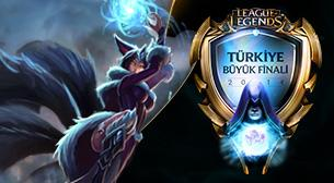 League of Legends 2014 Sezonu Türkiye Büyük Finali