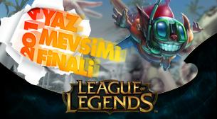 League of Legends 2014 Yaz Mevsimi Finali