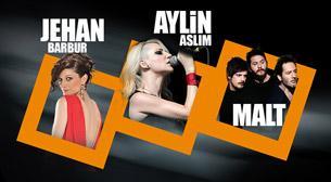 Malt - Jehan Barbur - Aylin Aslim