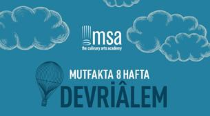 MSA -Mutfakta 8 Hafta DevriAlem