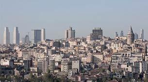 Negri ile İstanbul'da