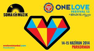 One Love Festival - 1.Gün