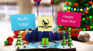 Rıddım New Year Party 2015 Stand - Loca