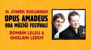 Romain Leleu ve Ghislain Leroy