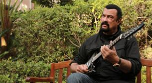 Steven Seagal - Blues Band