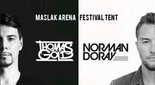 Thomas Gold - Norman Doray