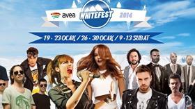 """Uludağ'ı Isıtan Gençlik Festivali """"Avea Whitefest 2014"""" Başlıyor!"""