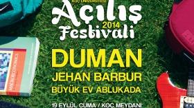 Koç Üniversitesi Açılış Festivali