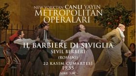 Rossini'nin Dünyaca Ünlü 'Sevil Berberi' Operası