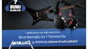 Metallica Konserine Gitmek İsteyenler Philips'i Takip Ediyor