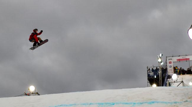 FIS Snowboard Dünya Kupası İstanbul