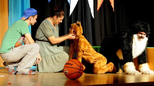 Goody Çocuk Tiyatrosu, Akasya Acıbadem'de Perdelerini Açıyor!