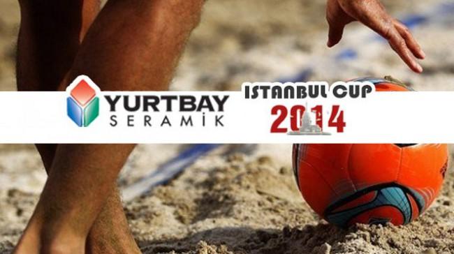 "İstanbul Cup 2014'ün Ana Sponsoru ""Yurtbay Seramik"" Oldu."